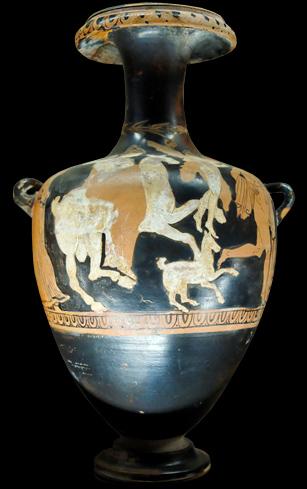 Vases Aphrodite Vnus Desse De Lamour Mythologie Grecque